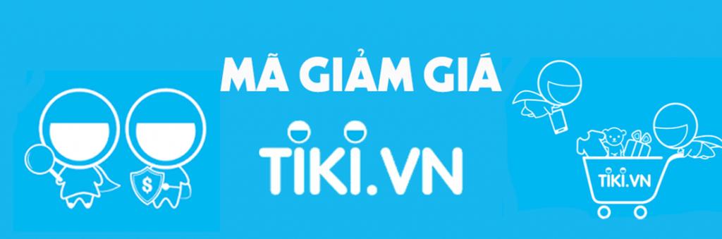 Mã giảm giá của Tiki cho khách hàng mới